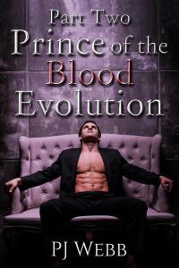 PJ WEbb prince of blood evolution