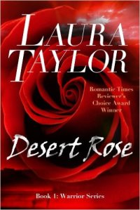 """~ 4.5 stars on 48 reviews ~ Romantic Times Book Reviews: """"A firecracker of a book from Laura Taylor!"""