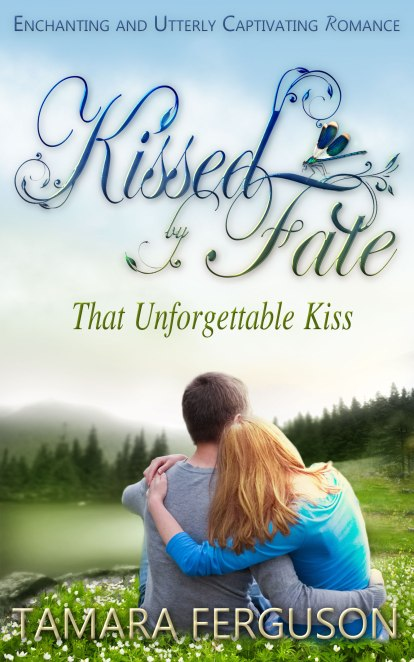 Kissed by Fate Copyright 2014 by Adriana Hanganu