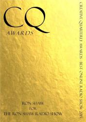 ron shaw cq award