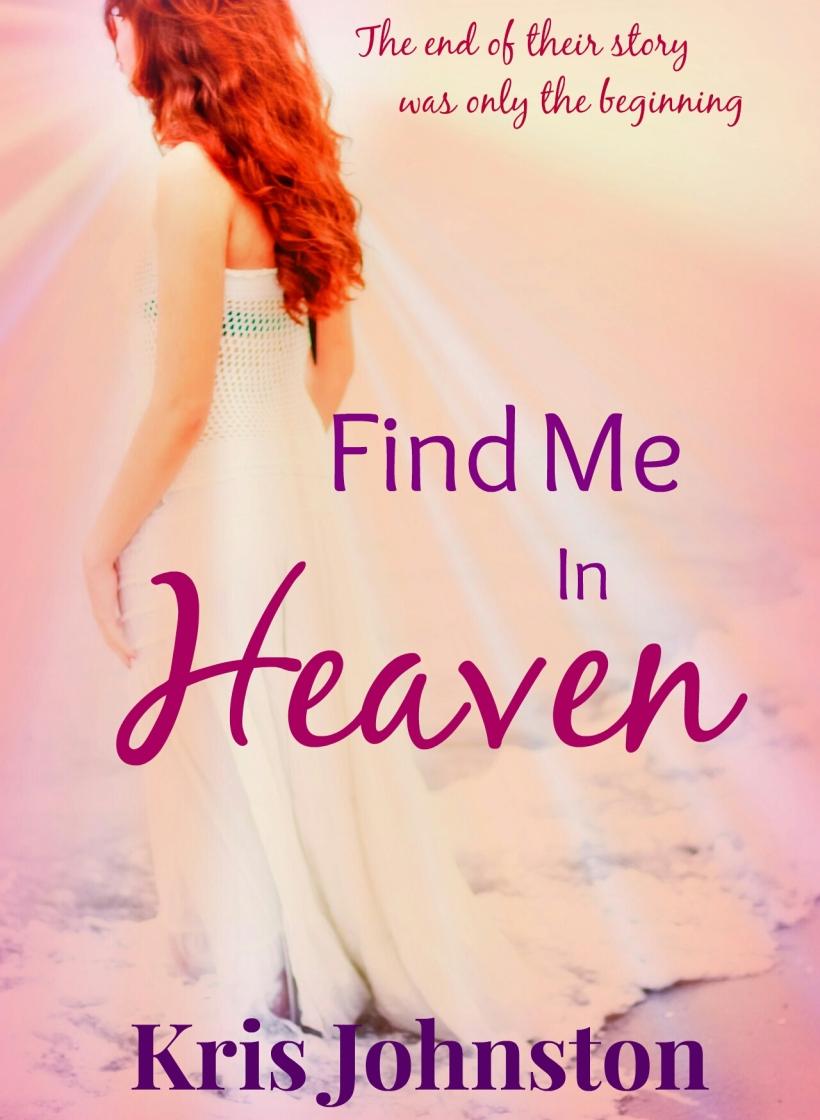 Kris Johnston Find Me in Heaven FINALCOVER1-2